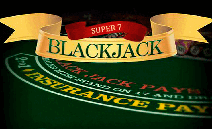 Blackjack oyna. Super 7