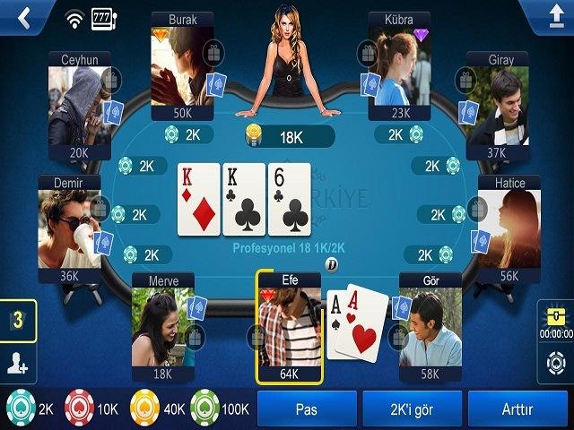 En Iyi Poker Oyunları